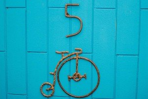Room Number La Bicicleta Hostal