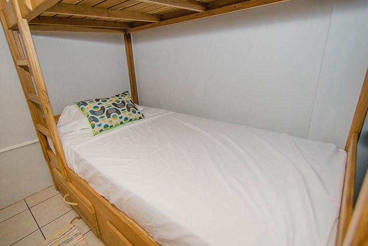 cama del hostal 2